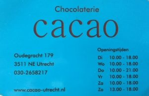 Chocolaterie Cacao
