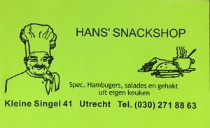 Hans Snackshop